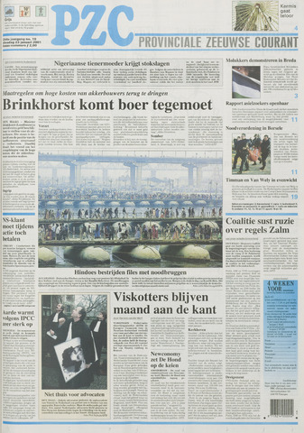 Provinciale Zeeuwse Courant 2001-01-23