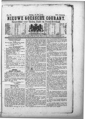 Nieuwe Goessche Courant 1876-05-16