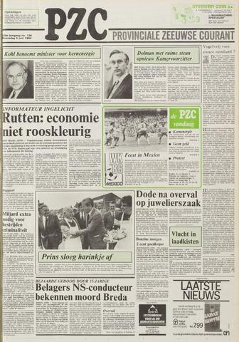 Provinciale Zeeuwse Courant 1986-06-04
