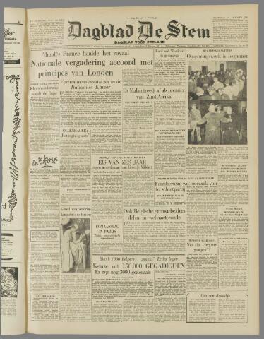 de Stem 1954-10-13
