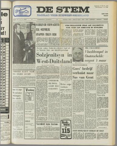 de Stem 1974-02-14