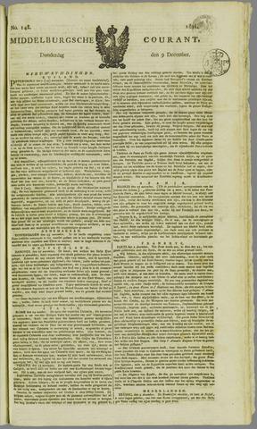 Middelburgsche Courant 1824-12-09