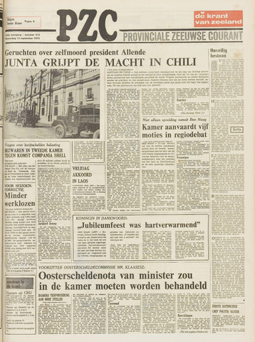 Provinciale Zeeuwse Courant 1973-09-12