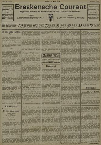Breskensche Courant 1932-04-16