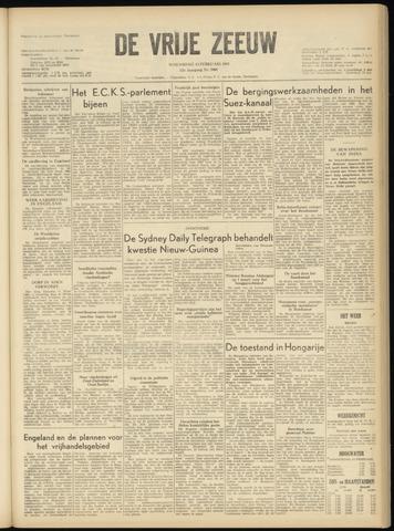 de Vrije Zeeuw 1957-02-13