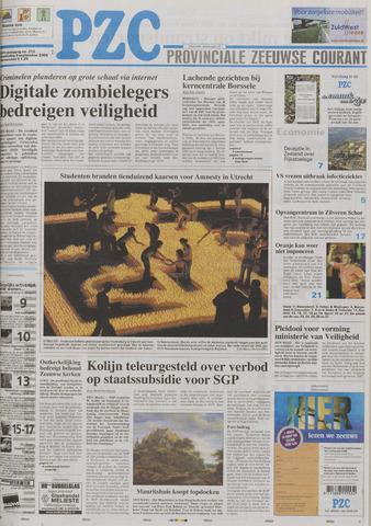 Provinciale Zeeuwse Courant 2005-09-08