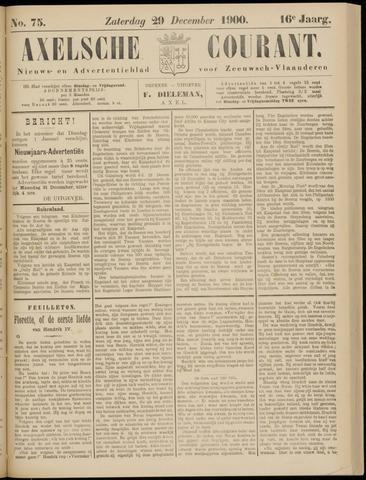 Axelsche Courant 1900-12-29