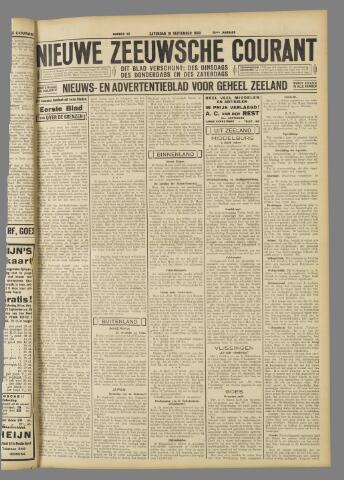Nieuwe Zeeuwsche Courant 1933-09-16