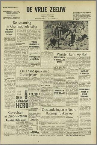 de Vrije Zeeuw 1964-07-30