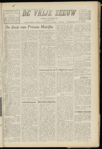 de Vrije Zeeuw 1947-10-10
