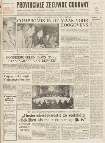 Provinciale Zeeuwse Courant 1973-02-27