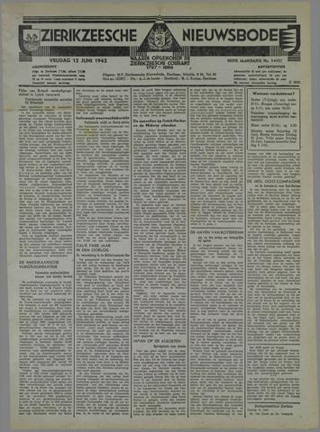 Zierikzeesche Nieuwsbode 1942-06-12