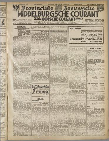 Middelburgsche Courant 1933-07-29
