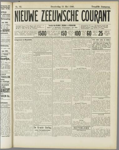 Nieuwe Zeeuwsche Courant 1916-05-25