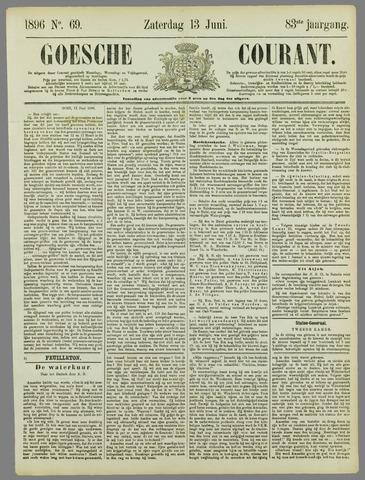 Goessche Courant 1896-06-13