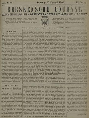 Breskensche Courant 1909-01-30