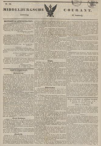 Middelburgsche Courant 1844-01-27