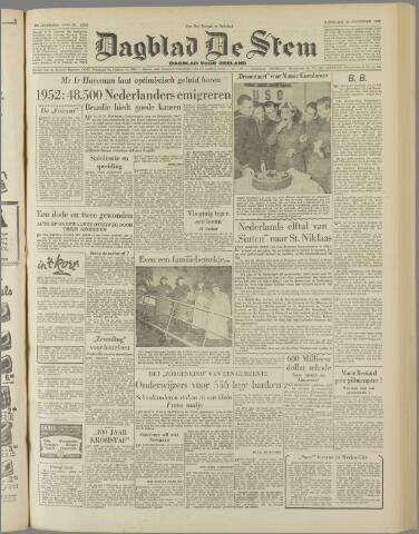 de Stem 1952-11-29