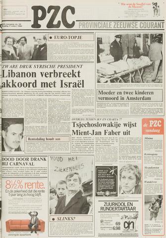 Provinciale Zeeuwse Courant 1984-03-06