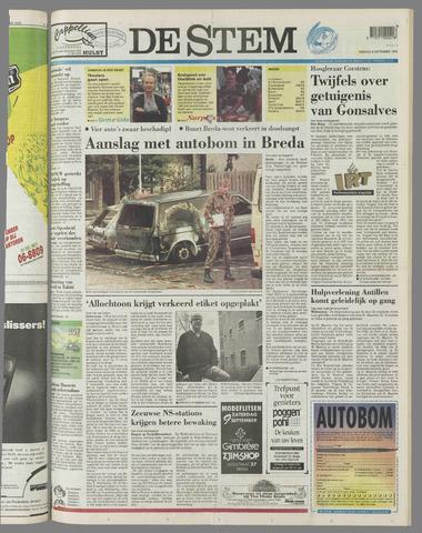 de Stem 1995-09-08
