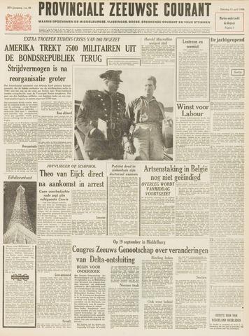Provinciale Zeeuwse Courant 1964-04-11