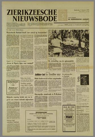 Zierikzeesche Nieuwsbode 1970-02-05