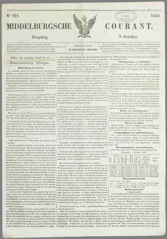Middelburgsche Courant 1860-10-09