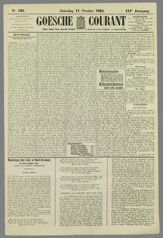 Goessche Courant 1924-10-11