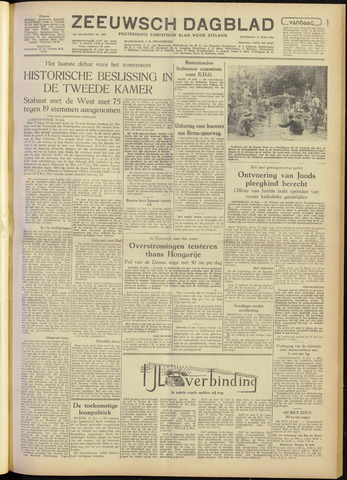 Zeeuwsch Dagblad 1954-07-17