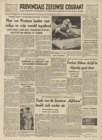 Provinciale Zeeuwse Courant 1960-03-15