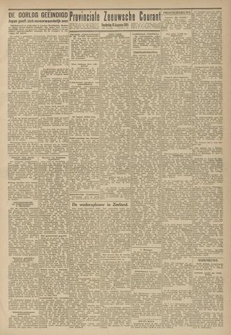 Provinciale Zeeuwse Courant 1945-08-16