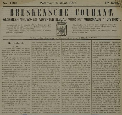 Breskensche Courant 1907-03-16