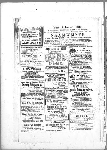 Nieuwe Goessche Courant 1880