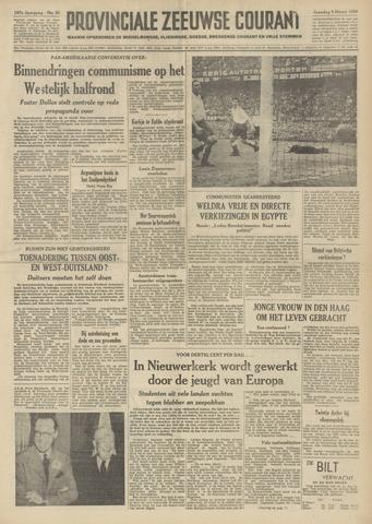 Provinciale Zeeuwse Courant 1954-03-08