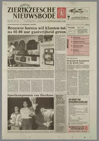 Zierikzeesche Nieuwsbode 1995-04-03