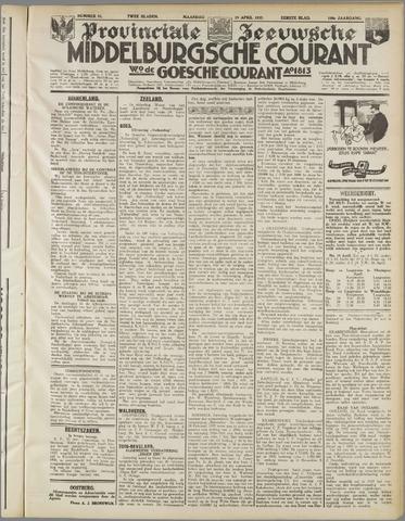 Middelburgsche Courant 1937-04-19