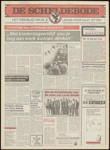 Scheldebode 1983-10-12