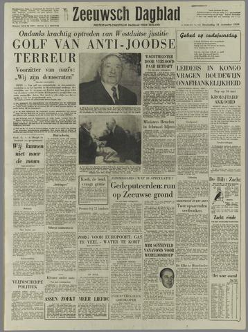 Zeeuwsch Dagblad 1959-12-31