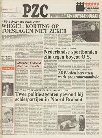Provinciale Zeeuwse Courant 1980-01-28