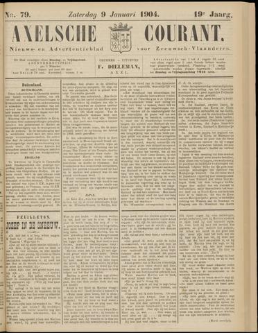 Axelsche Courant 1904-01-09