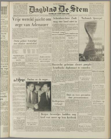 de Stem 1957-09-17