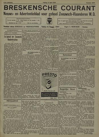 Breskensche Courant 1938-04-15