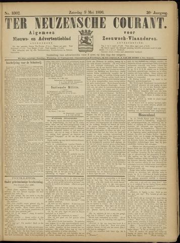 Ter Neuzensche Courant. Algemeen Nieuws- en Advertentieblad voor Zeeuwsch-Vlaanderen / Neuzensche Courant ... (idem) / (Algemeen) nieuws en advertentieblad voor Zeeuwsch-Vlaanderen 1896-05-09