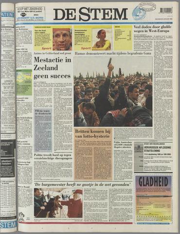 de Stem 1996-01-08