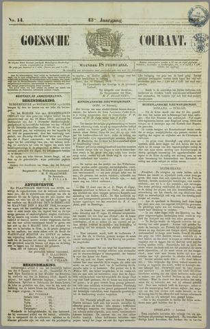 Goessche Courant 1856-02-18