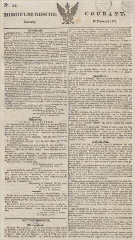 Middelburgsche Courant 1832-02-18