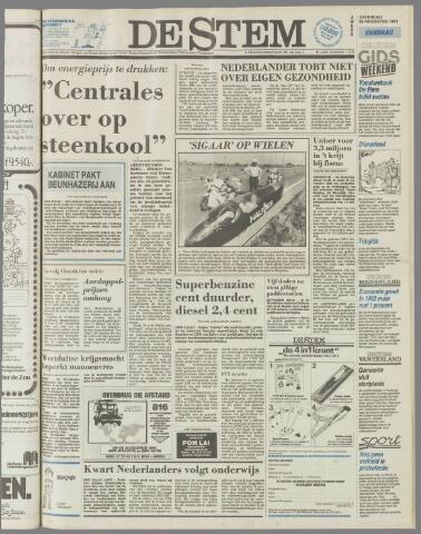de Stem 1981-08-29