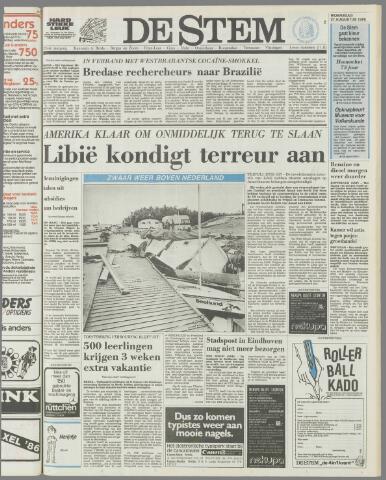 de Stem 1986-08-27