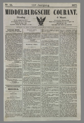 Middelburgsche Courant 1877-03-06