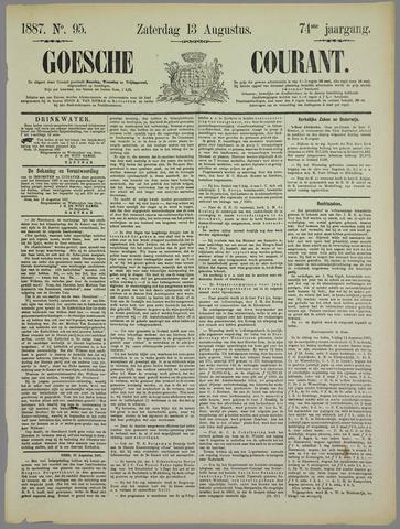 Goessche Courant 1887-08-13